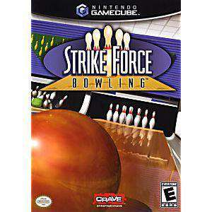 Strike Force Bowling - Gamecube Game | Retrolio Games