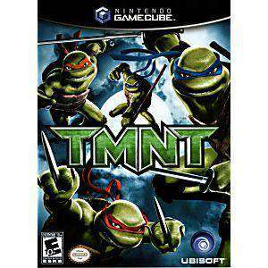 TMNT - Gamecube Game | Retrolio Games