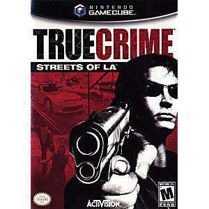 True Crimes Streets of LA - Gamecube Game | Retrolio Games