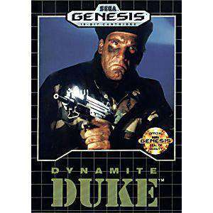 Dynamite Duke - Genesis Game | Retrolio Games