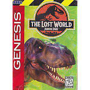Lost World Jurassic Park - Genesis Game | Retrolio Games