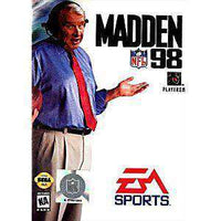 Madden NFL 98 - Genesis Game | Retrolio Games