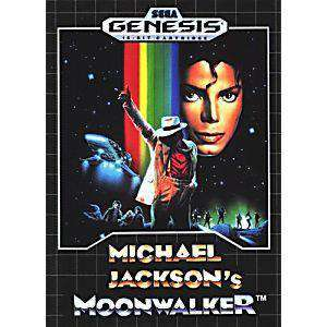Michael Jackson Moonwalker - Genesis Game | Retrolio Games