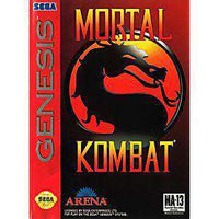 Mortal Kombat - Genesis Game | Retrolio Games