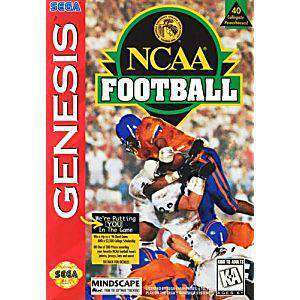 NCAA Football - Genesis Game | Retrolio Games