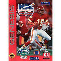 NFL Football '94 Starring Joe Montana - Genesis Game | Retrolio Games