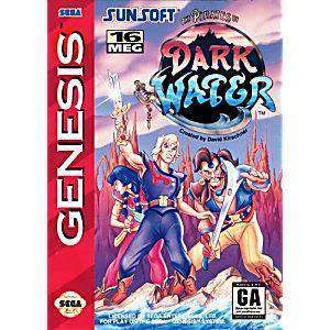 Pirates of Dark Water - Genesis Game | Retrolio Games