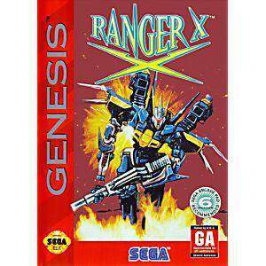 Ranger X - Genesis Game | Retrolio Games