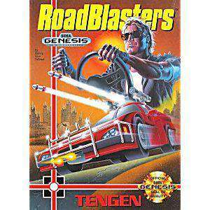RoadBlasters - Genesis Game | Retrolio Games