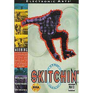 Skitchin - Genesis Game | Retrolio Games