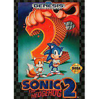 Sonic the Hedgehog 2 - Genesis Game | Retrolio Games