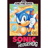Sonic the Hedgehog - Genesis Game