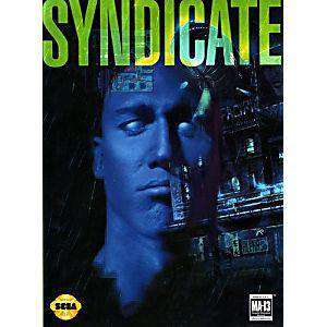 Syndicate - Genesis Game | Retrolio Games