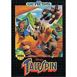 TaleSpin - Genesis Game | Retrolio Games