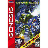 Vectorman - Genesis Game | Retrolio Games