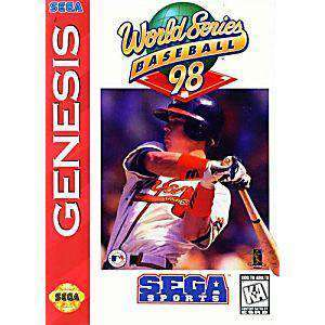 World Series Baseball 98 - Genesis Game | Retrolio Games
