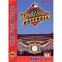 World Series Baseball - Genesis Game | Retrolio Games