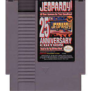 Jeopardy 25th - NES Game | Retrolio Games