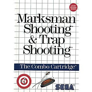 Marksman Shooting and Trap Shooting - Sega Master System Game