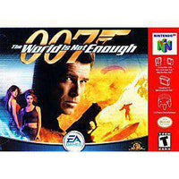 007 The World is not Enough - N64 Game | Retrolio Games