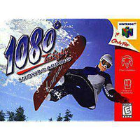 1080 Snowboarding - N64 Game | Retrolio Games