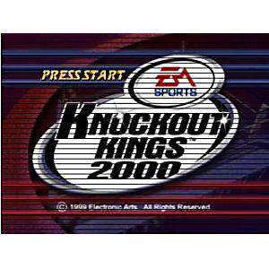 Knockout Kings 2000 - N64 Game | Retrolio Games