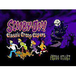 Scooby Doo Classic Creep Capers Gray - N64 Game | Retrolio Games