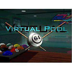Virtual Pool 64 - N64 Game | Retrolio Games