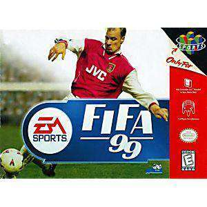 FIFA '99 - N64 Game | Retrolio Games