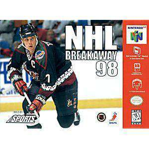 NHL Breakaway '98 - N64 Game | Retrolio Games