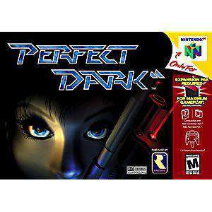 Perfect Dark - N64 Game | Retrolio Games