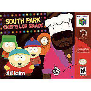 South Park Chef's Luv Shack - N64 Game | Retrolio Games