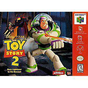 Toy Story 2 - N64 Game | Retrolio Games