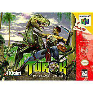 Turok Dinosaur Hunter - N64 Game | Retrolio Games