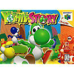 Yoshi's Story - N64 Game | Retrolio Games