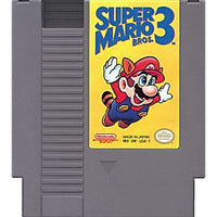 Super Mario Bros 3 - NES Game