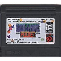 Bust A Move Pocket - Neo Geo Game