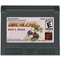 Dive Alert Becky's Version - Neo Geo Game