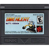 Dive Alert Matt's Version - Neo Geo Game