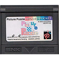 Picture Puzzle (EU / English Version) - Neo Geo Game