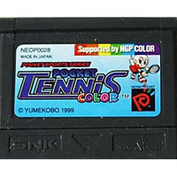 Pocket Tennis Color - Neo Geo Game