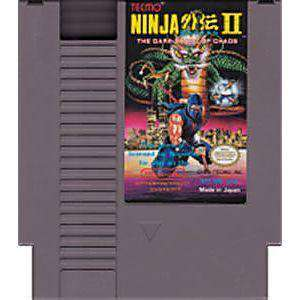 Ninja Gaiden 2 - NES Game | Retrolio Games