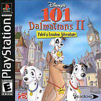 101 Dalmatians II Patchs London Adventure - PS1 Game | Retrolio Games
