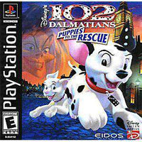 102 Dalmatians Puppies to the Rescue - PS1 Game | Retrolio Games