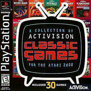 Activision Classics - PS1 Game | Retrolio Games