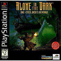 Alone In The Dark One Eyed Jacks Revenge - PS1 Game | Retrolio Games