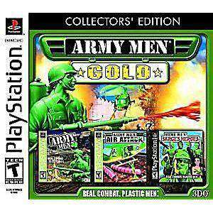 Army Men Gold - PS1 Game | Retrolio Games