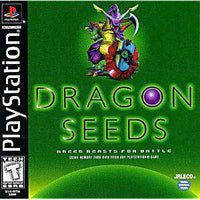 Dragon Seeds - PS1 Game | Retrolio Games
