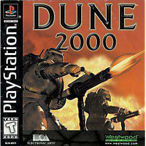Dune 2000 - PS1 Game | Retrolio Games
