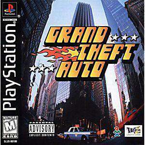 Grand Theft Auto - PS1 Game | Retrolio Games